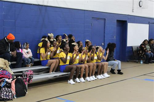 Bishop Cheerleaders