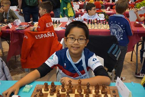 Chess World Champ