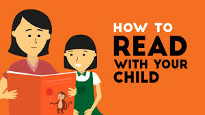 Read Along With Your Child Night