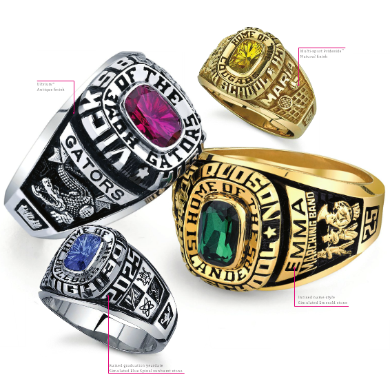 Class Ring Orders (Juniors)