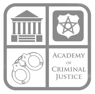 Academy of Criminal Justice Shield