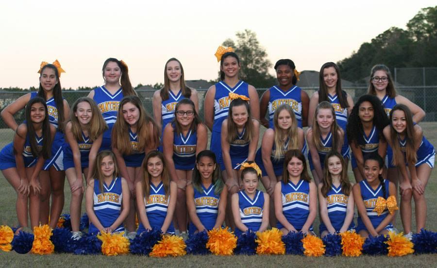 Sports / Girls Cheerleading