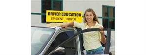 Driver's Ed Student