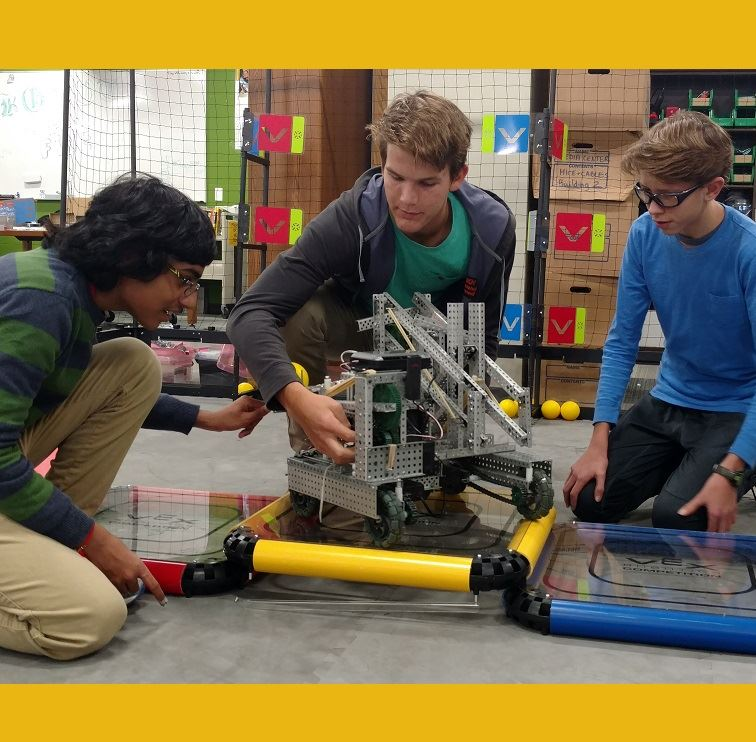 Eastside High named state finalist in national STEM competition for robotics/school safety project