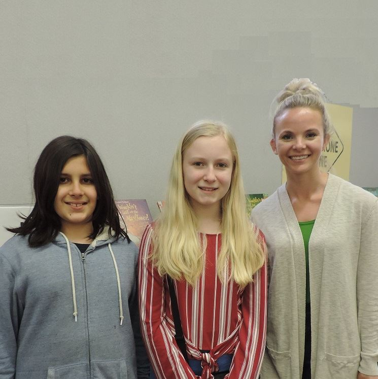 Oak View Middle School students sweep top state essay awards, now eligible for national honors