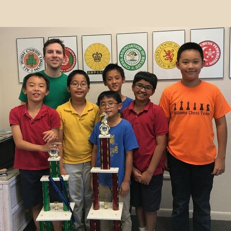 Williams chess team wins national championship