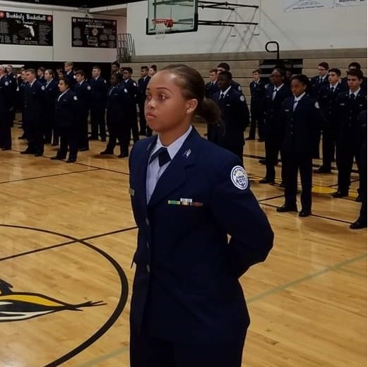 Buchholz High School JROTC program earns highest rating from the U.S. Air Force