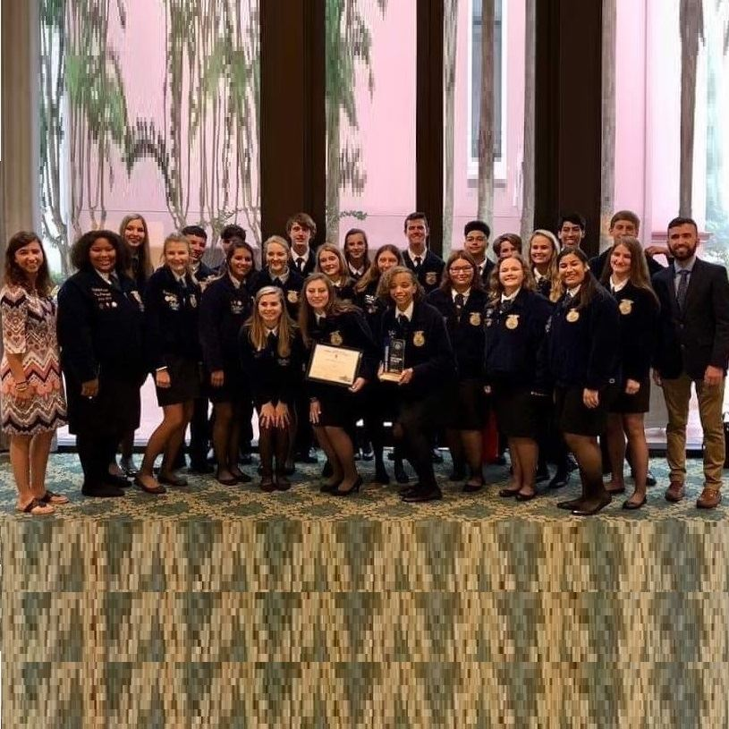 Florida's Finest FFA Chapters Selected