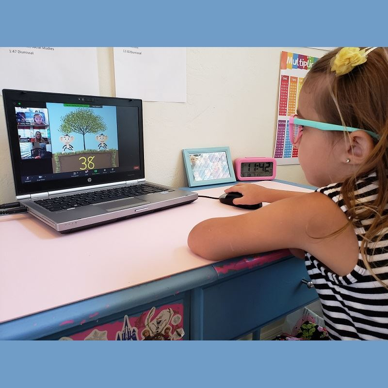 District receives state approval to continue online learning option
