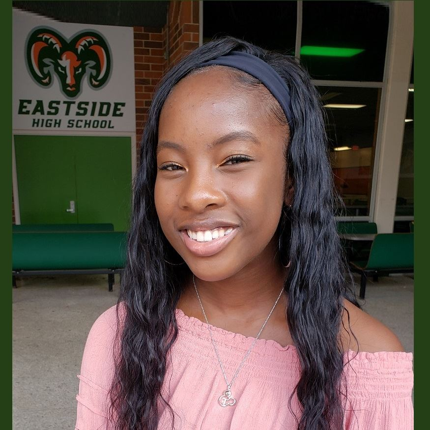 Eastside High senior named Keeper of the Dream award winner by Martin Luther King, Jr. Commission
