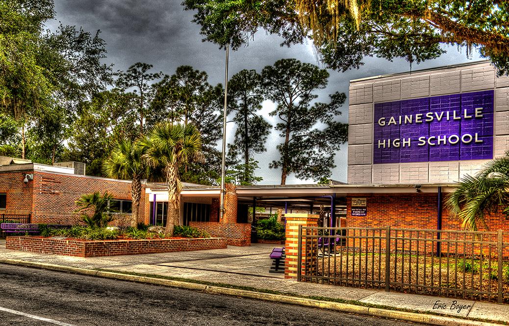 Gainesville High School / Homepage